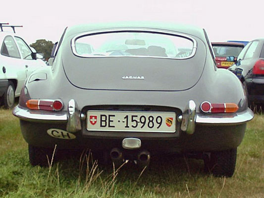 Jaguar E Type  Specification  Performance  Photos  GB Classic Cars